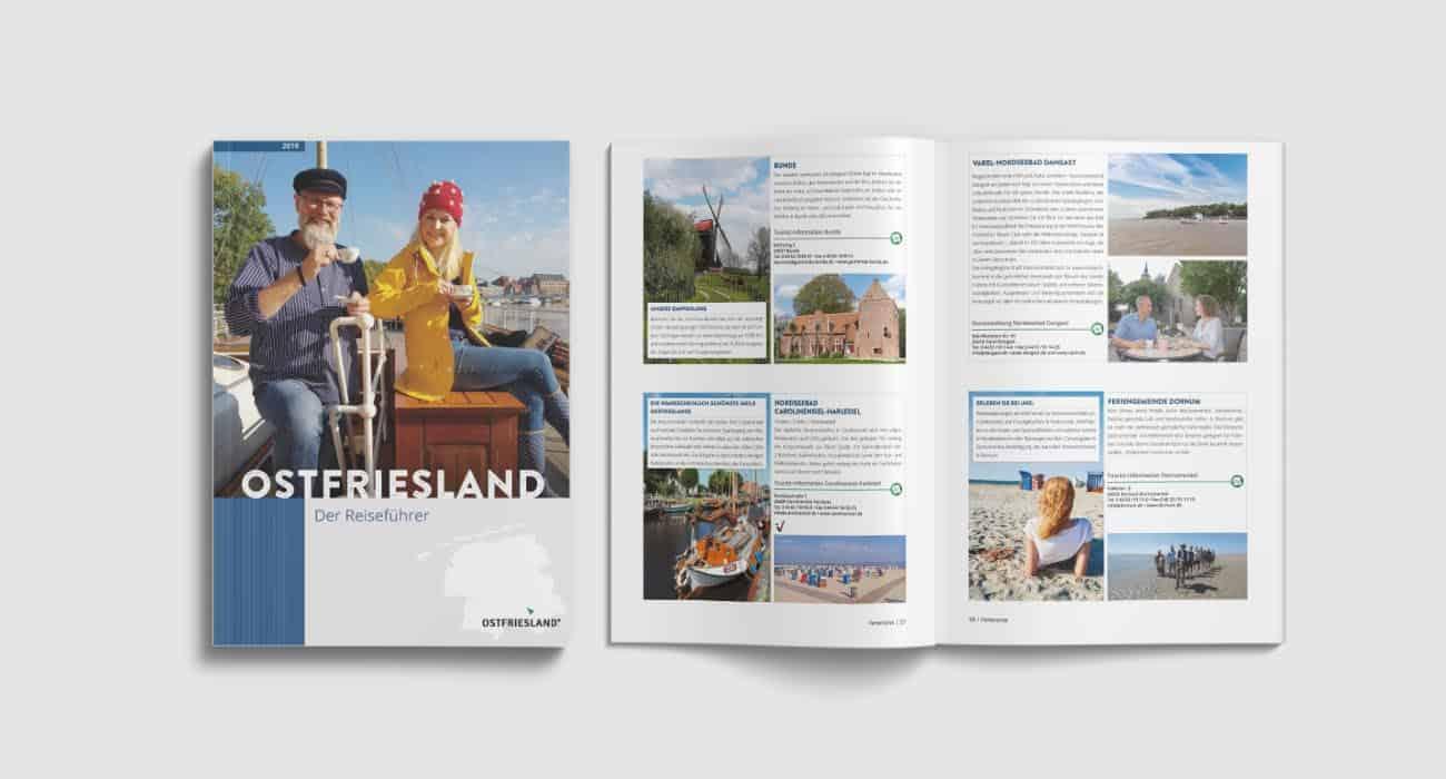 Reiseführer von Ostfriesland Tourismus GmbH